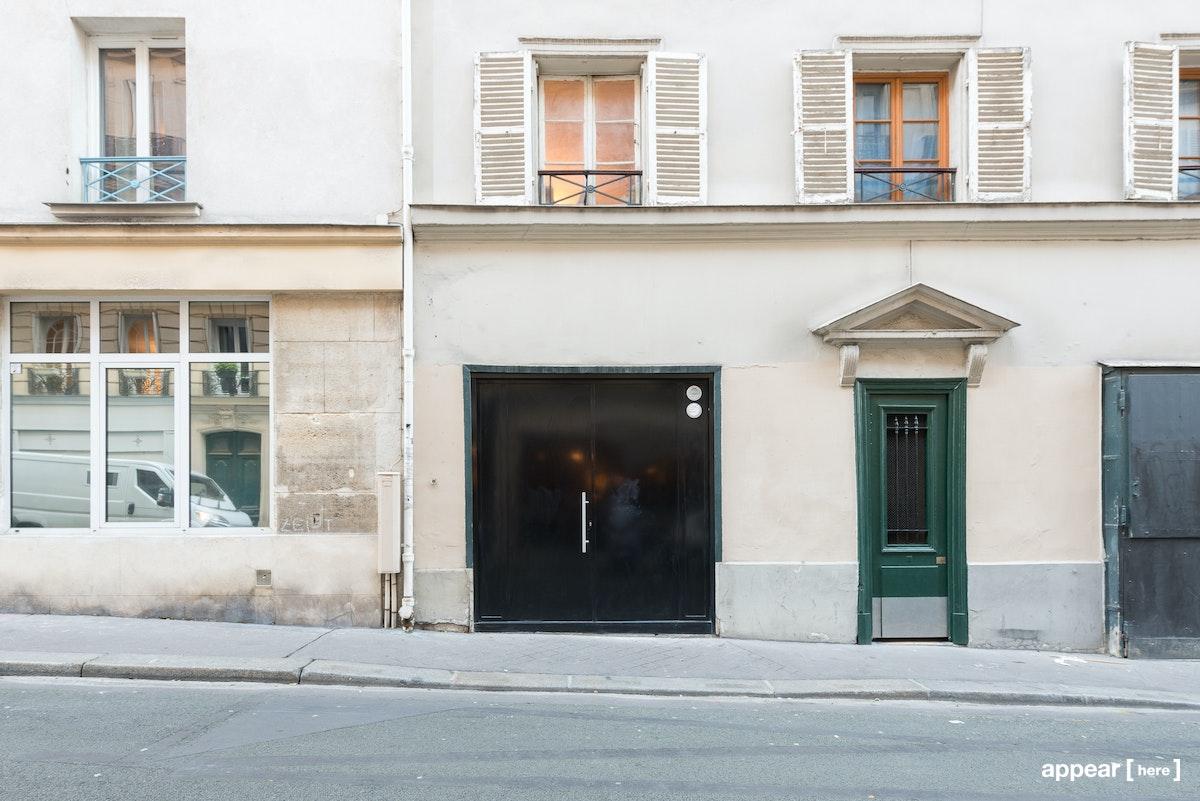 Boutique-Studio Saint-Georges