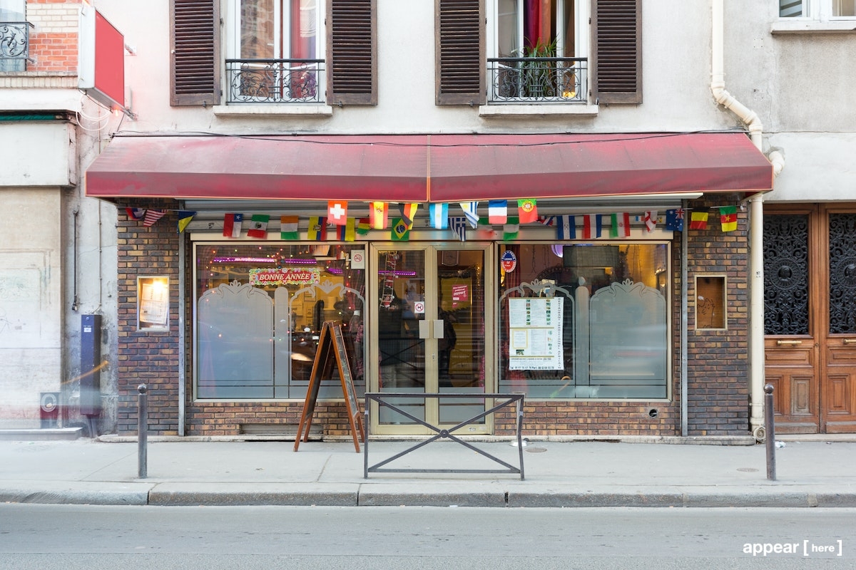 Bar-restaurant Clichy