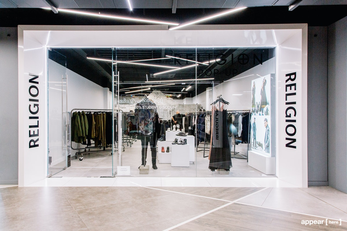 Bullring  LinkStreet – Retail Unit L5