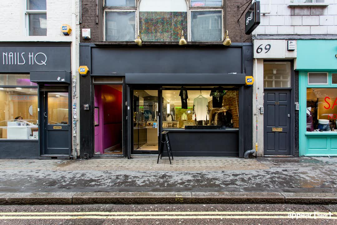 70 Berwick Street