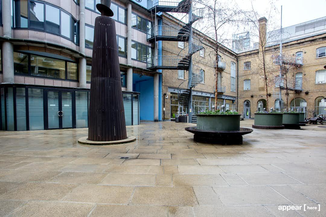Brewery Square public realm