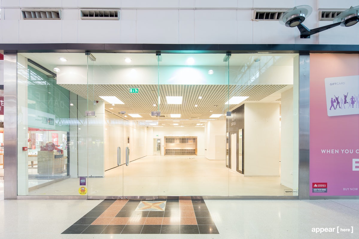 Js Auto Manchester >> Rent a space | The Galleria, Hatfield – Unit 29c | Pop up shops, showrooms, galleries in Hatfield