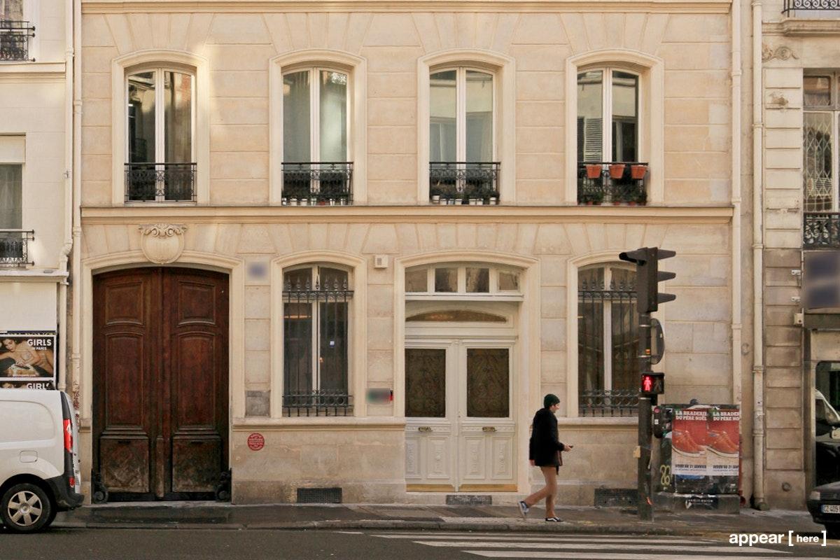 118 Rue de Turenne