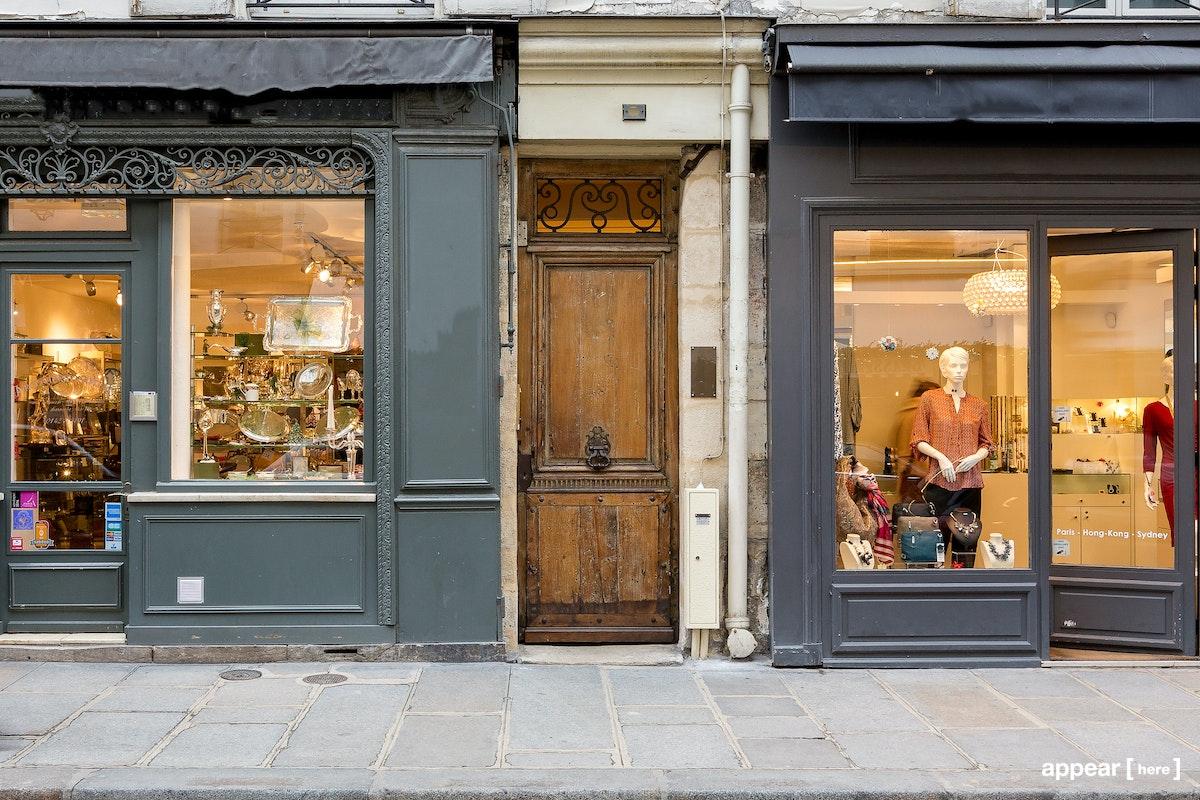 Boutique Henri IV