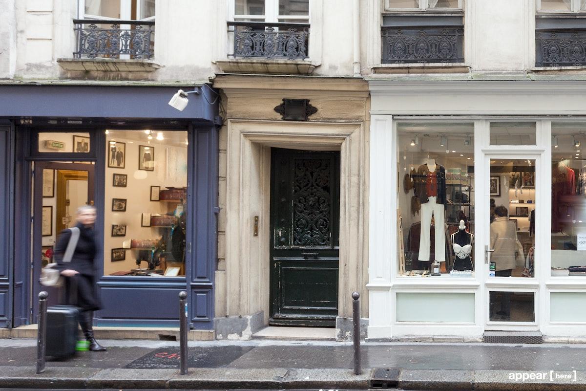 9 rue Saint-Sulpice