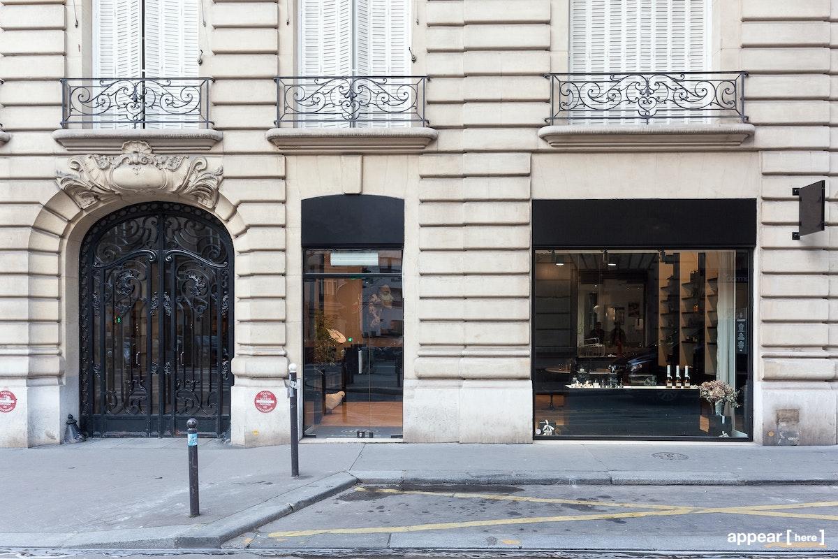 Boutique 48 rue de Grenelle