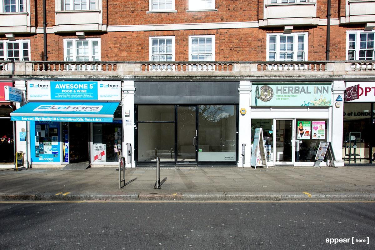 262 Kensington High Street
