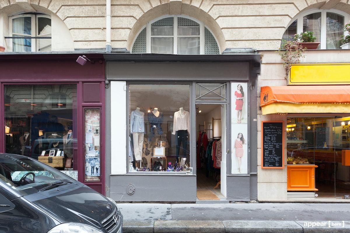 1 rue de Marivaux