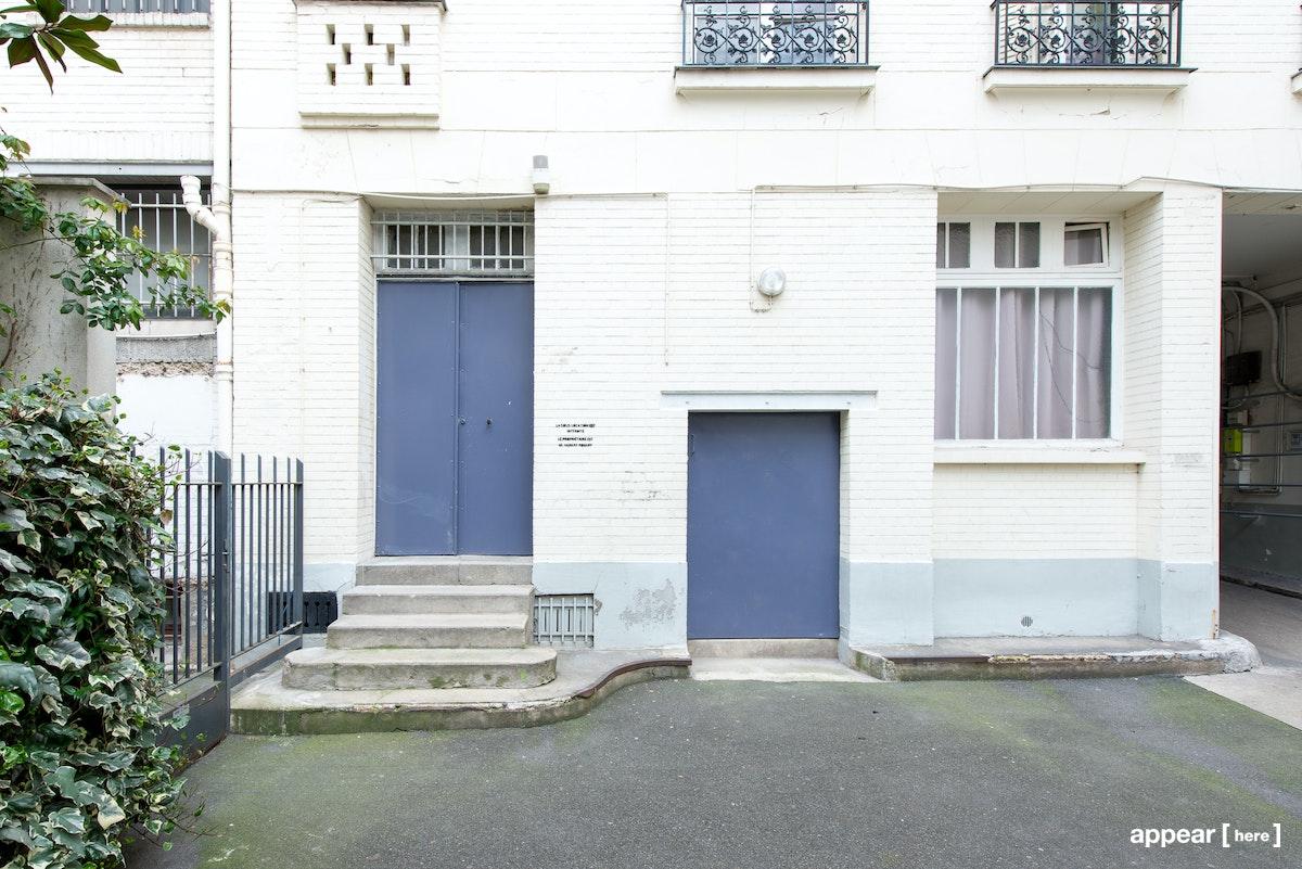 100 rue de la Folie Méricourt