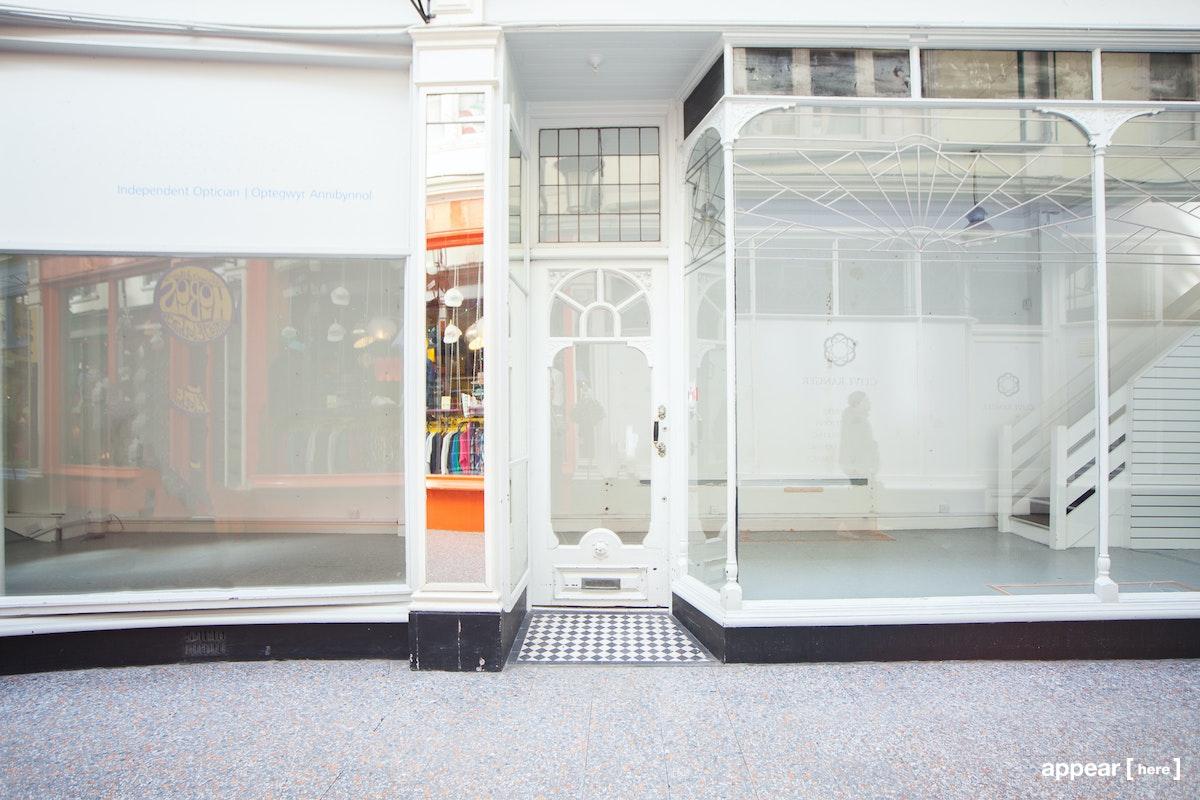 21-31 High Street Arcade, Cardiff