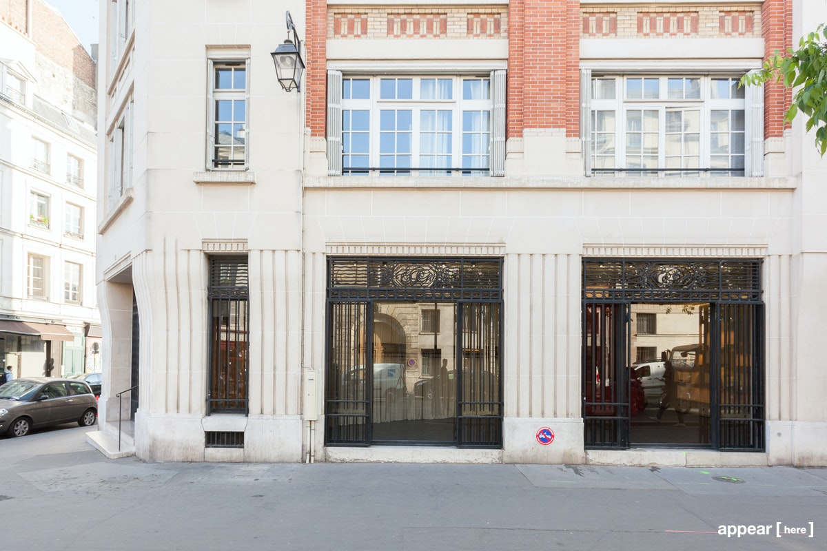 86 rue vieille du temple, Marais, 3e, paris