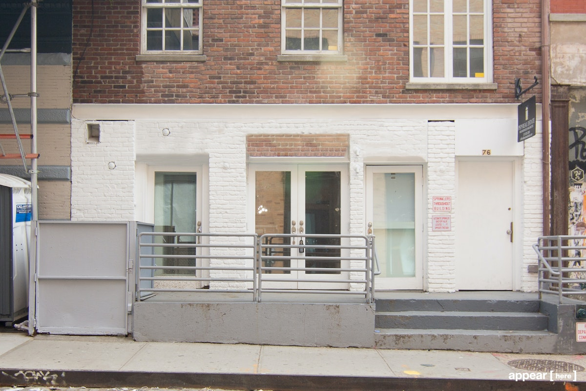 Wooster Street, SoHo - Boutique Space