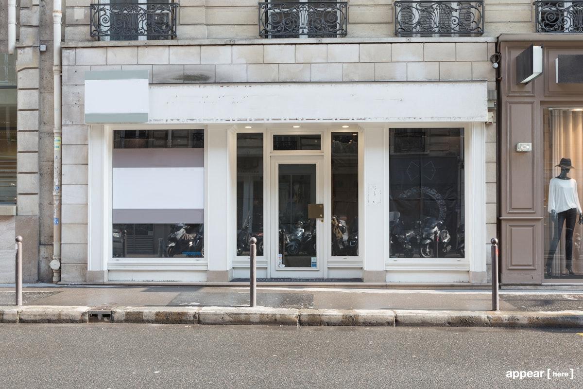 Boutique-Showroom Jean Moulin
