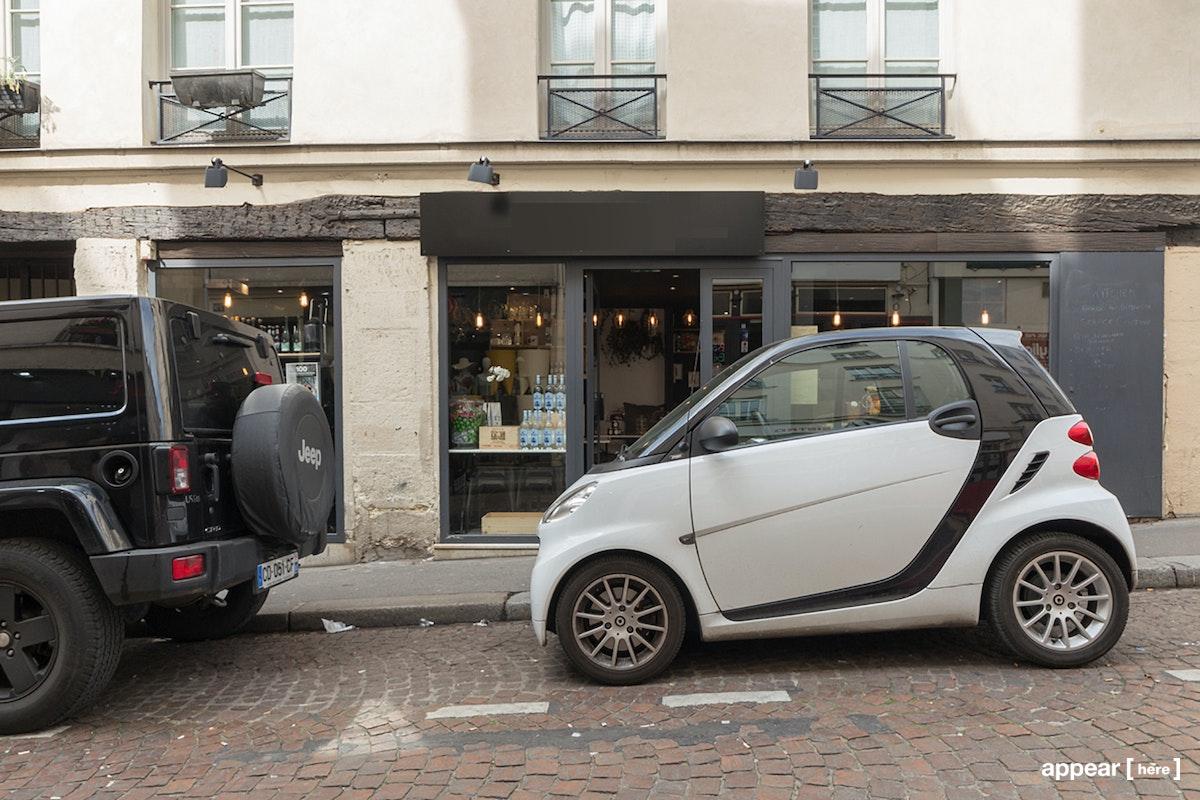 Boutique Marché Mouffetard