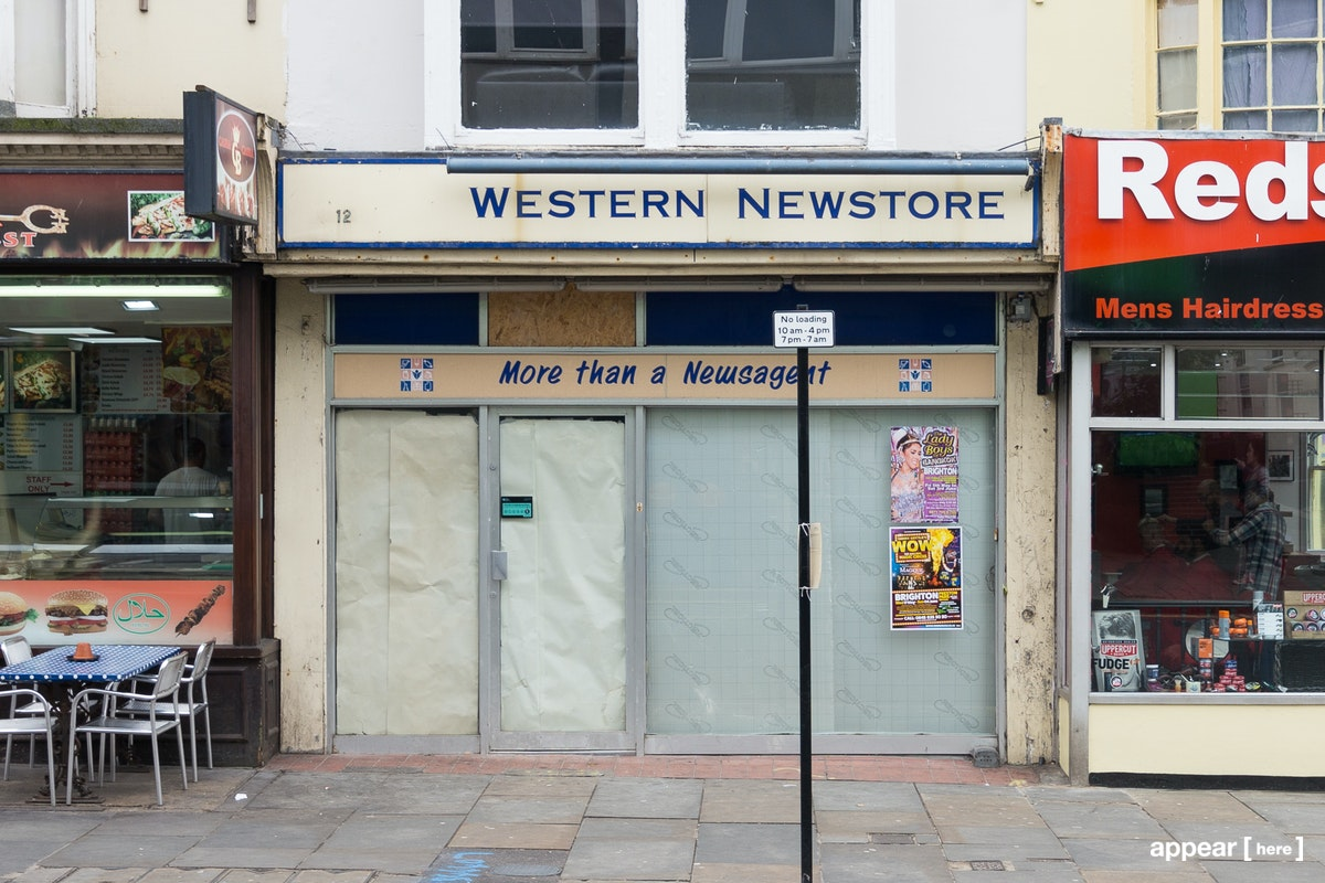 12 Western Rd, , Hove