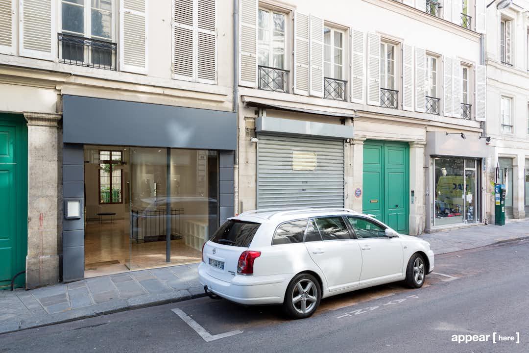 10 rue béranger, Marais, 3e, Paris