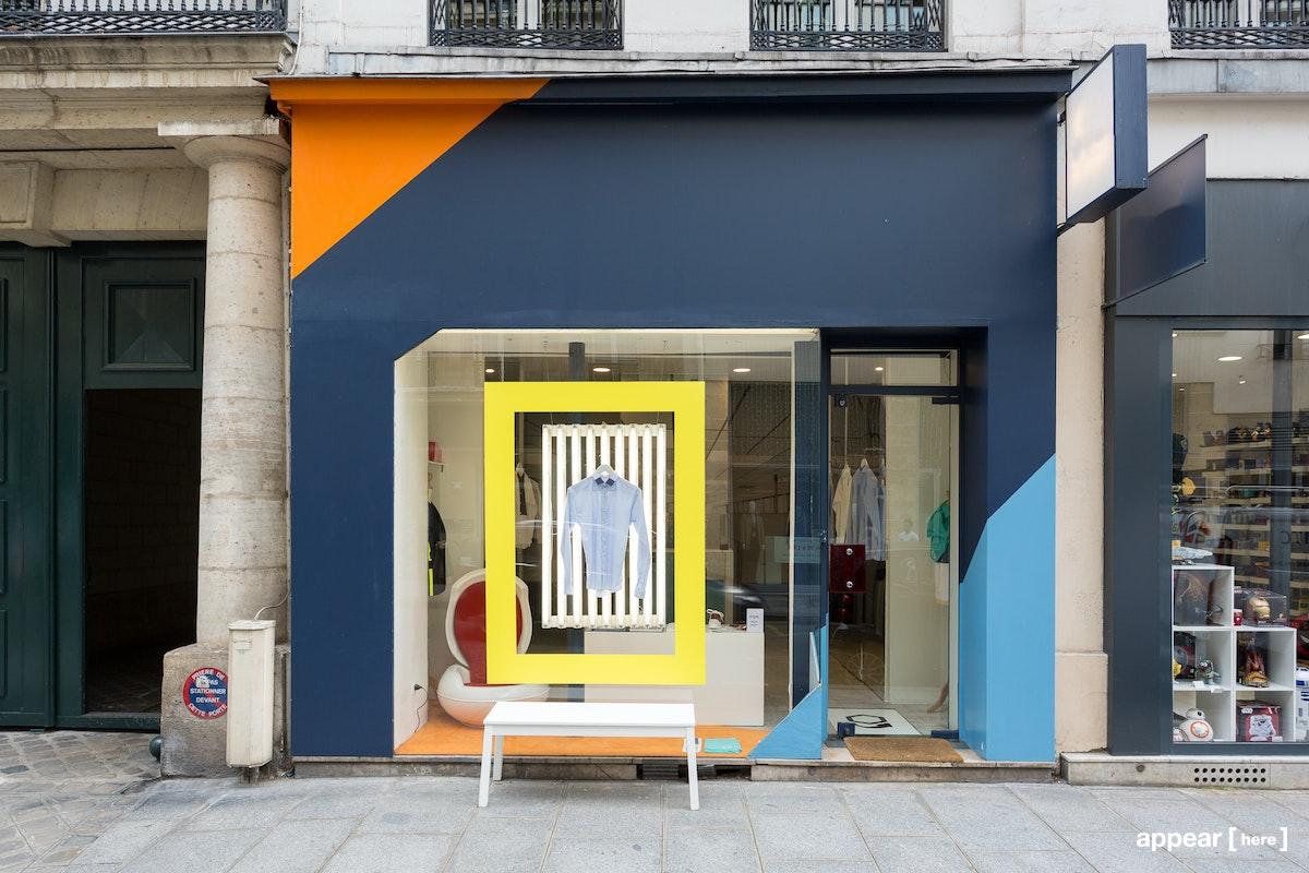 Boutique tricolore Haut-Marais