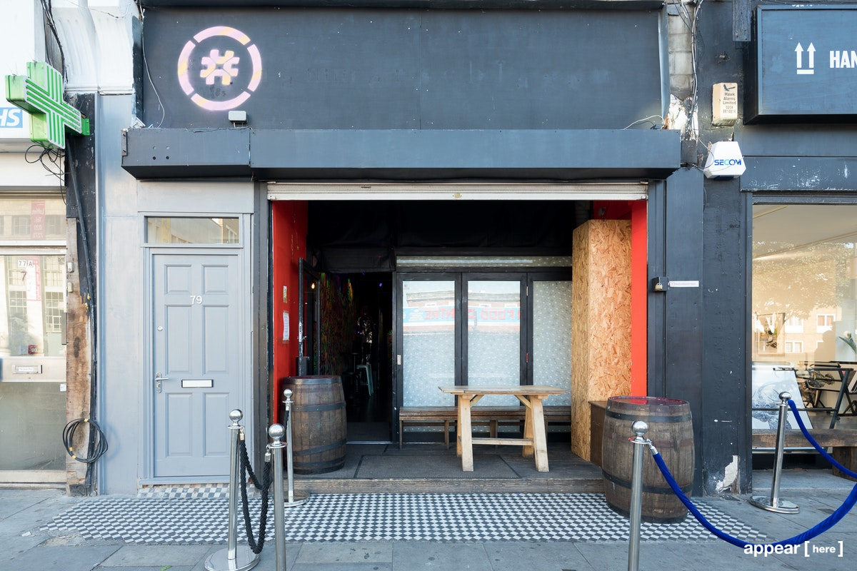 Stoke Newington Road – Event Space
