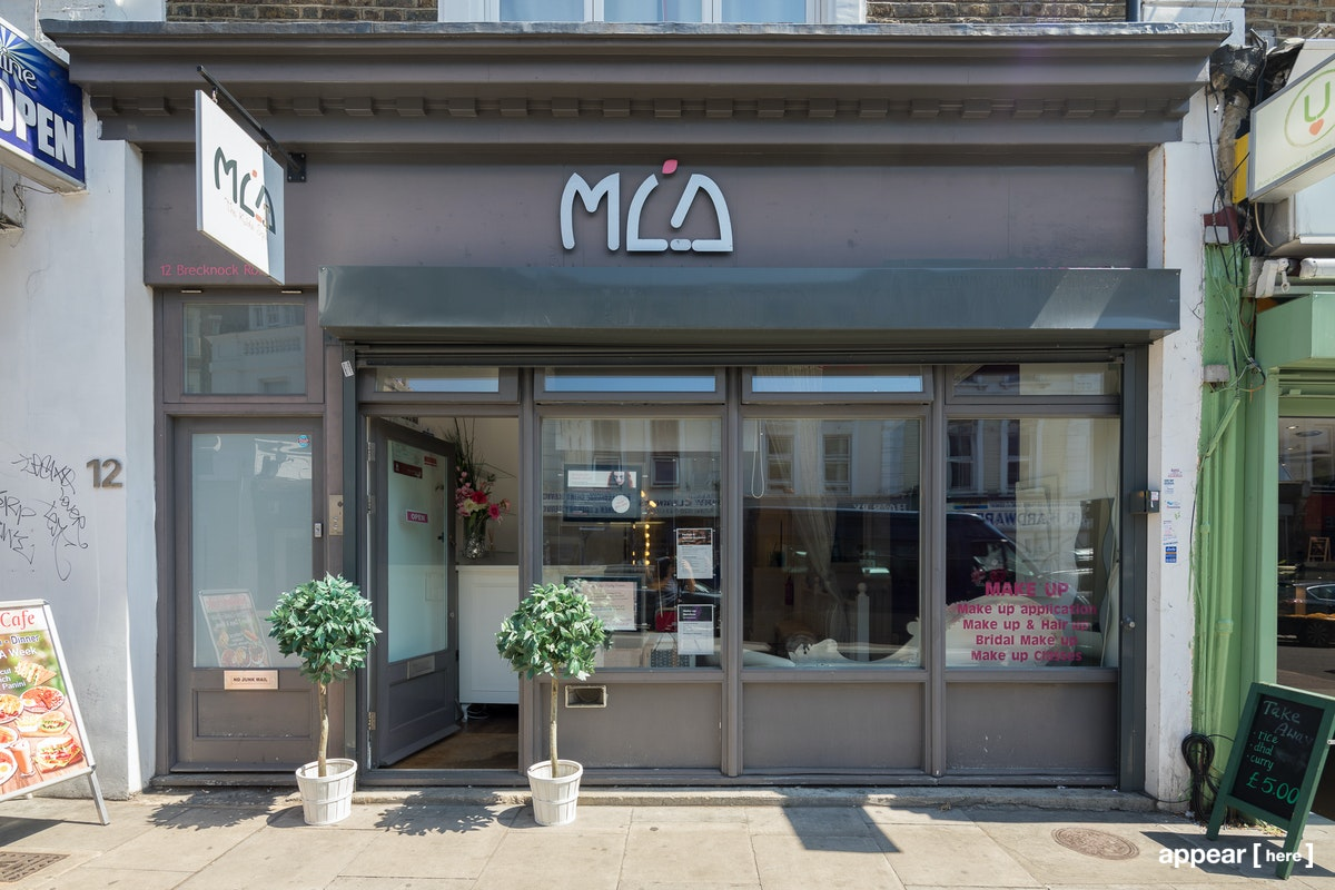 Kentish Town - Double Floor Shop Space