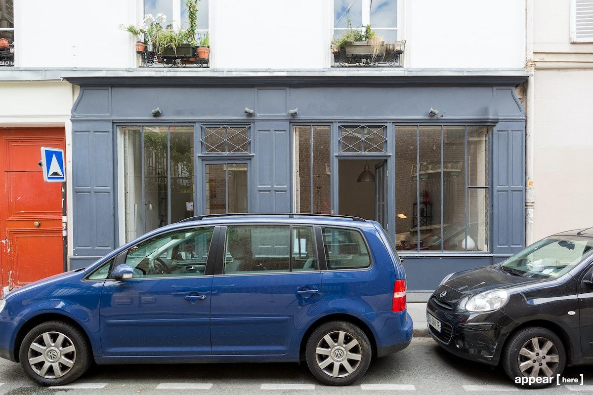 Double boutique de Rennes