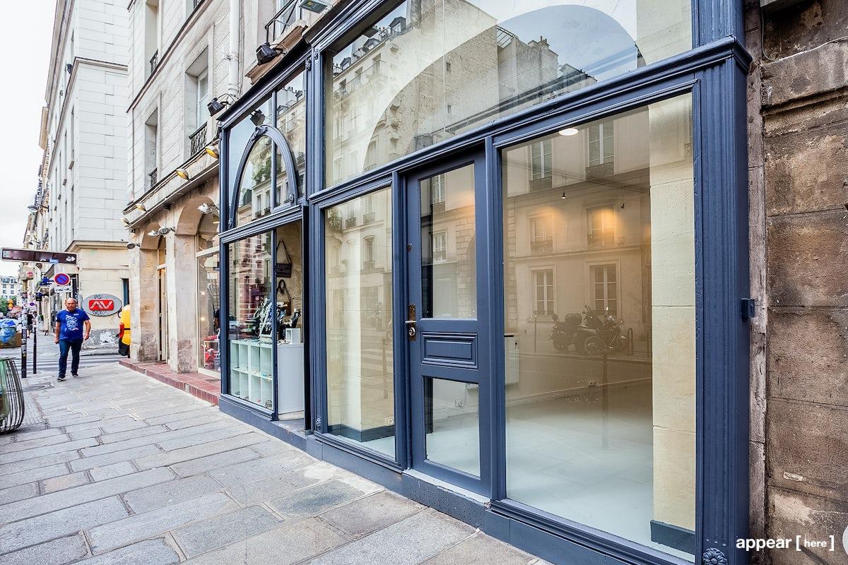 Boutique-showroom Delacroix