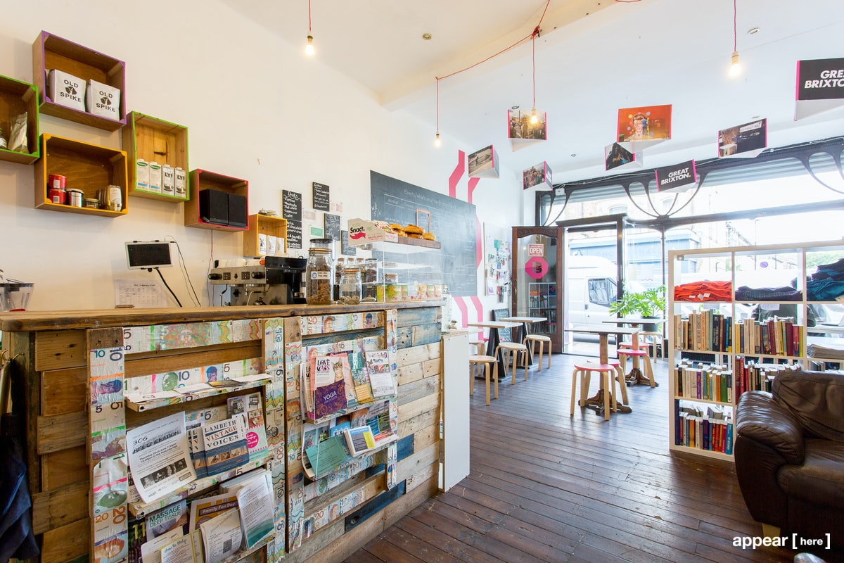 Supper Club Takeover, Brixton Pound Cafe, London