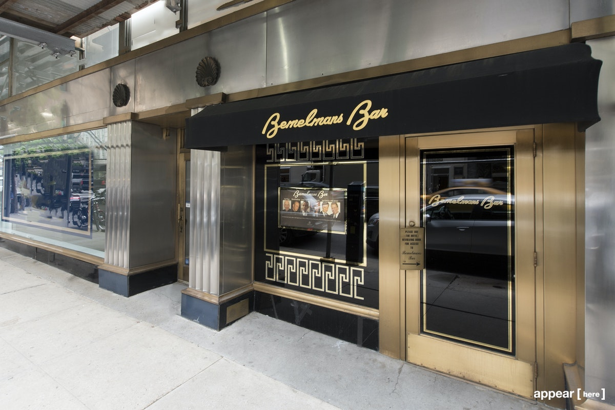 Madison Avenue - Golden Boutique