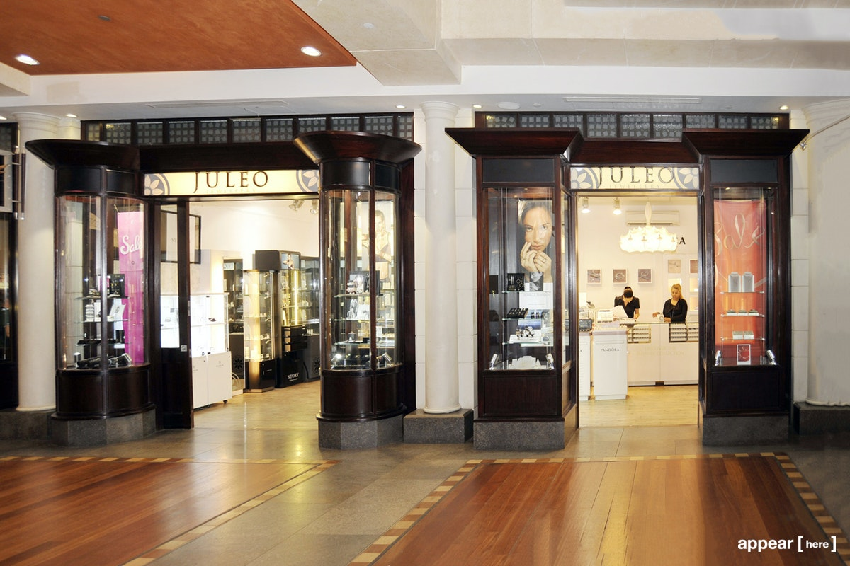 Guildhall Arcade Bluewater - Unit WVL03/04