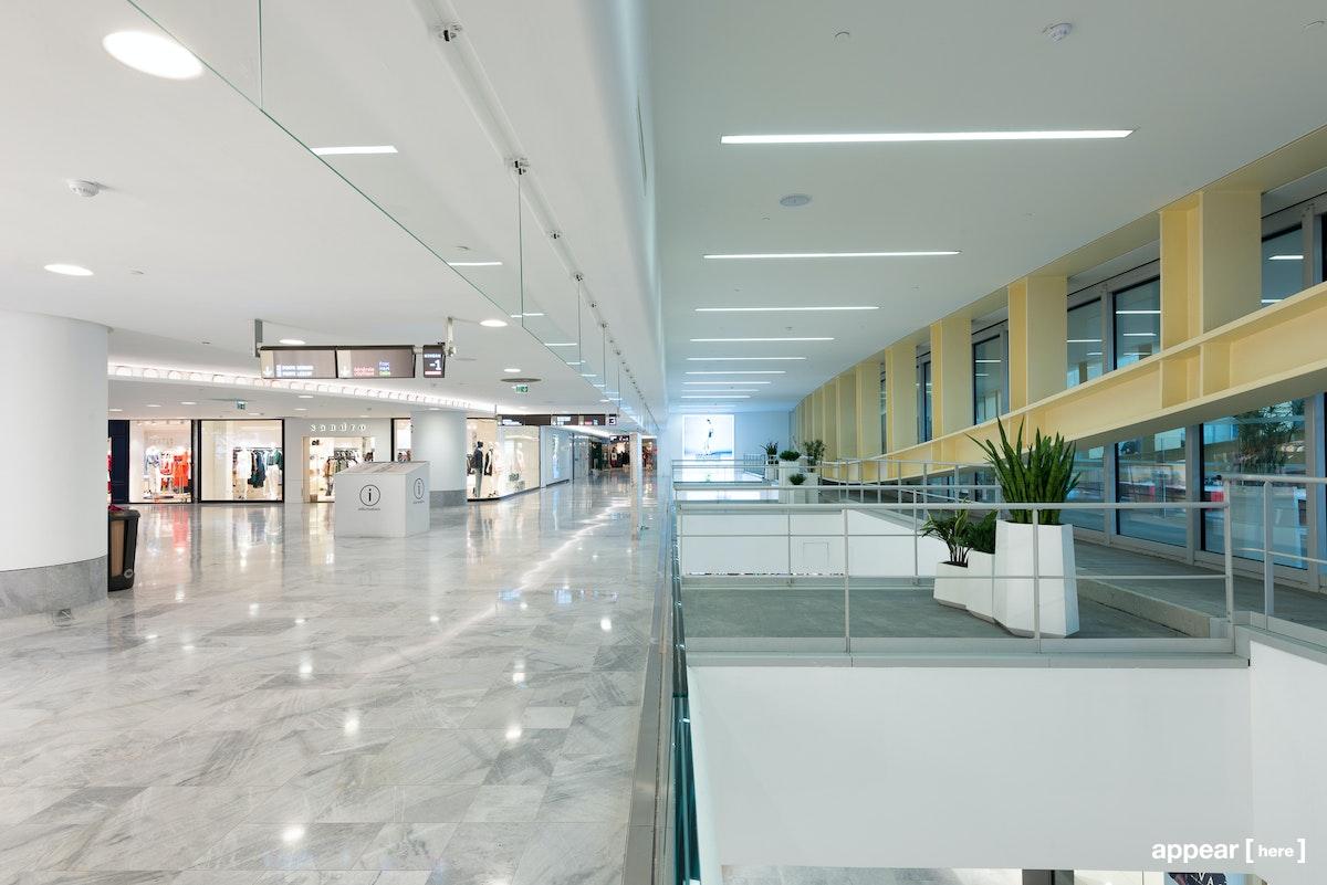 Forum des Halles - Espace de vente