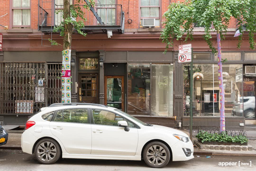 Christopher Street, West Village - Modern Restaurant Space