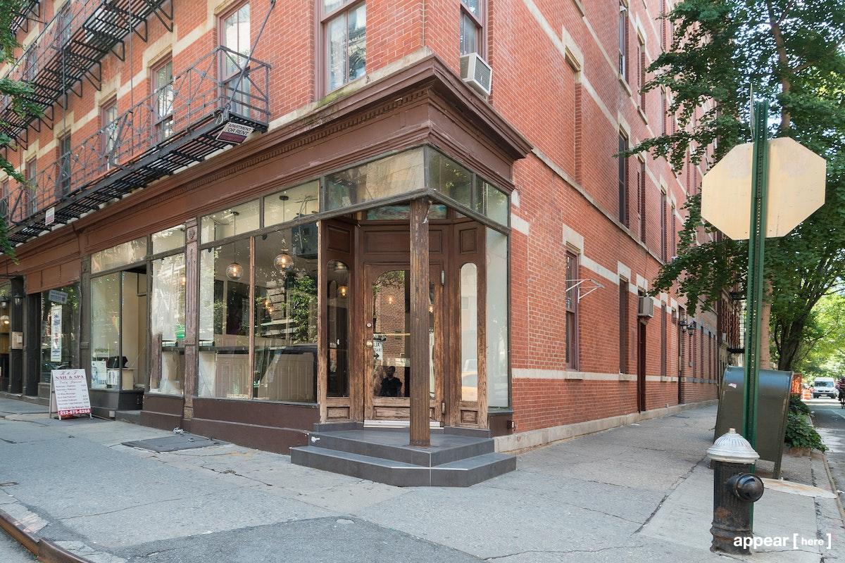 Christopher Street, West Village - Historic Restaurant Space