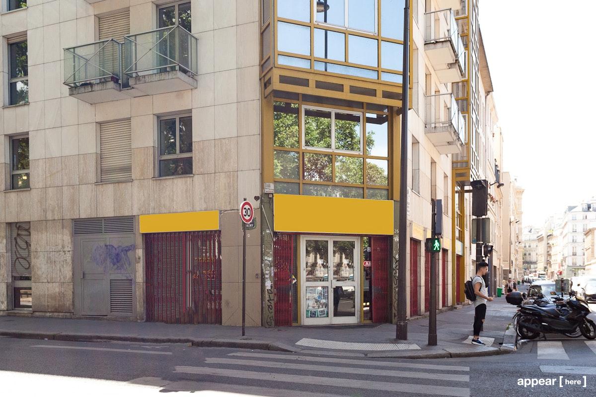 26 rue Léon Jouhaux, Canal Saint-Martin, Paris, 10e