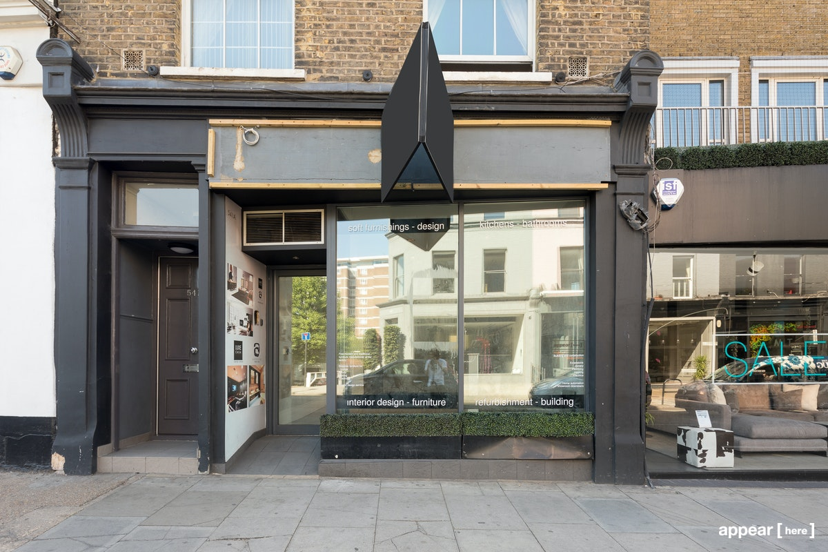 King's Road, Chelsea – Two- Floor Retail Space