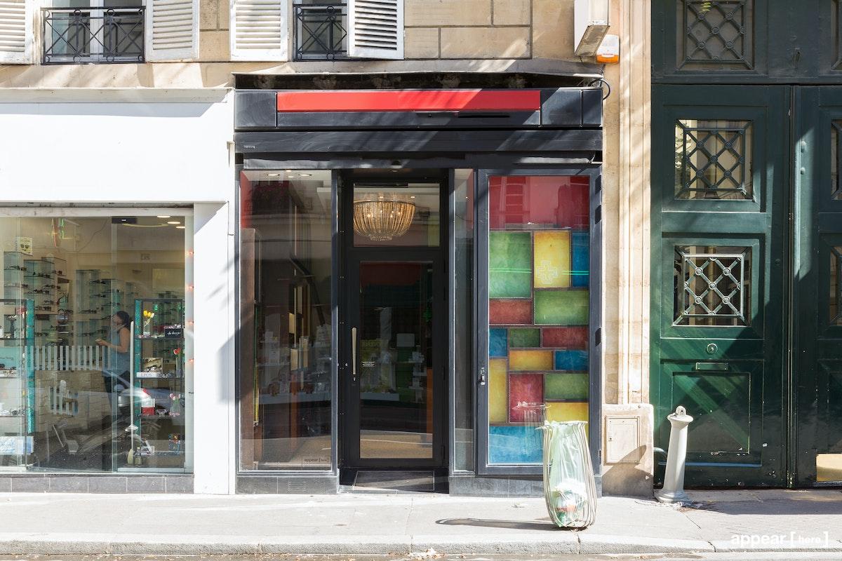 129 rue de Sèvres, Sèvres, Paris, 6e