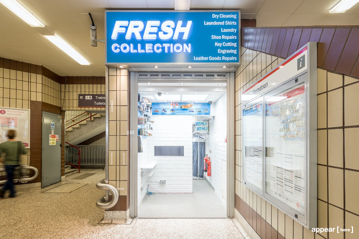 Fenchurch Street Station – Retail Unit