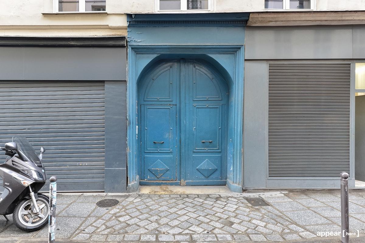 Rue d'Aboukir - Showroom Sentier