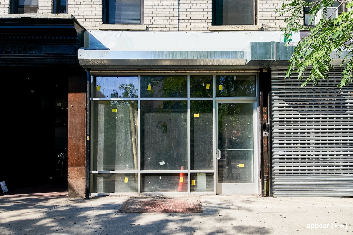Delancey Street, Lower East Side - Retail Space