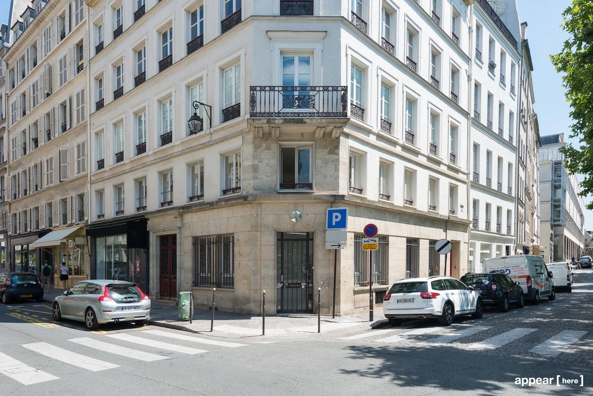 4 rue du pont louis philippe, Le Marais, 4e, Paris