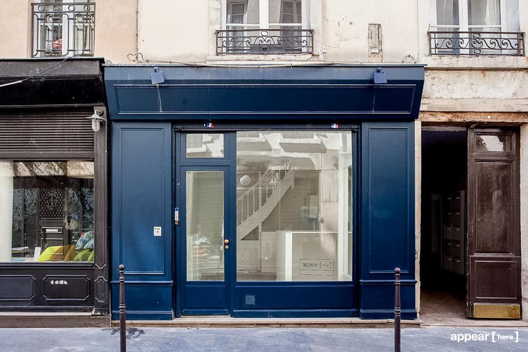 17 rue de Picardie, Le Marais, Paris, 3e