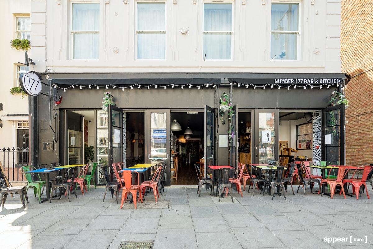 Hoxton Street – Retail Space