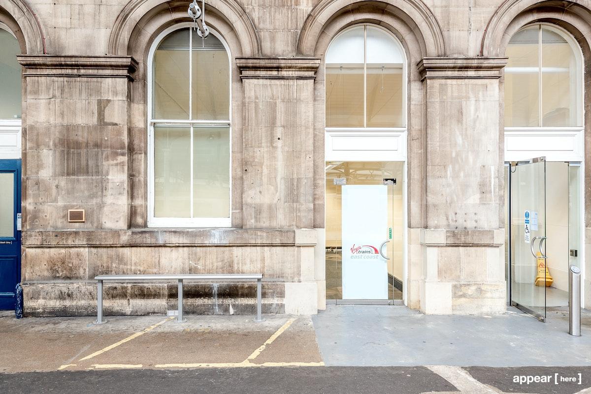 Newcastle Central Station - Retail Unit