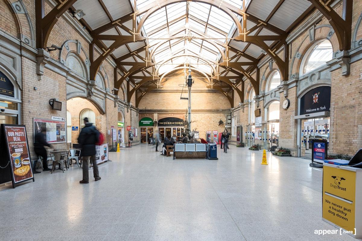 York Station, York