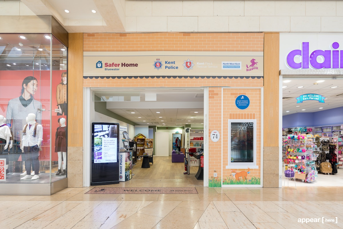 Bluewater Shopping Centre, Greenhithe - Retail Space