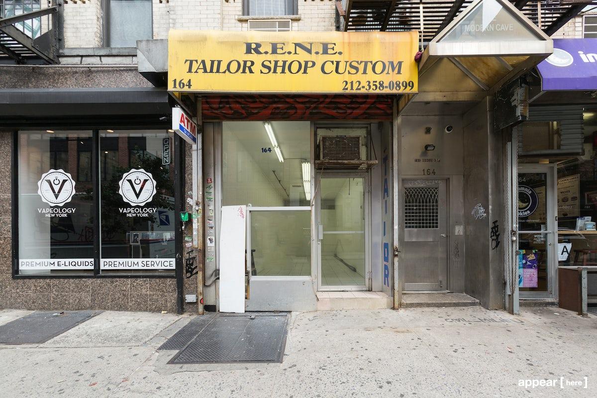 164 Orchard Street , NY, New York