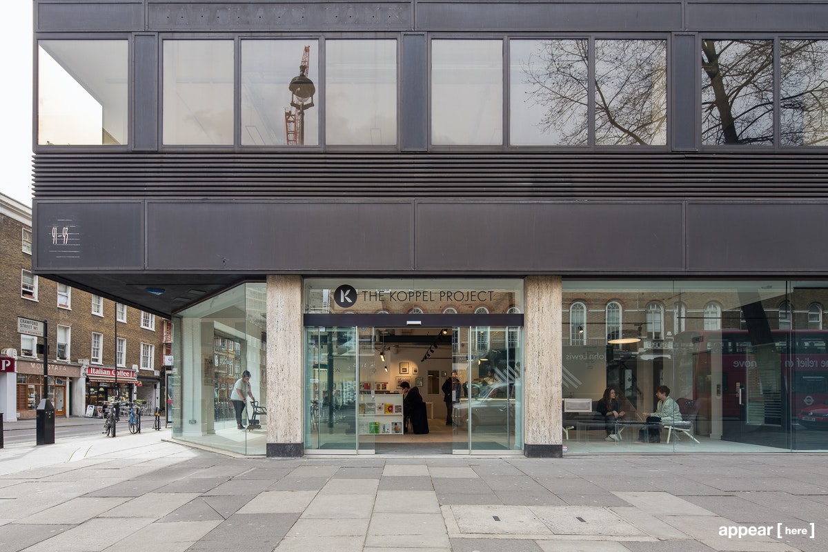 Baker Street – Ground Floor Event Space