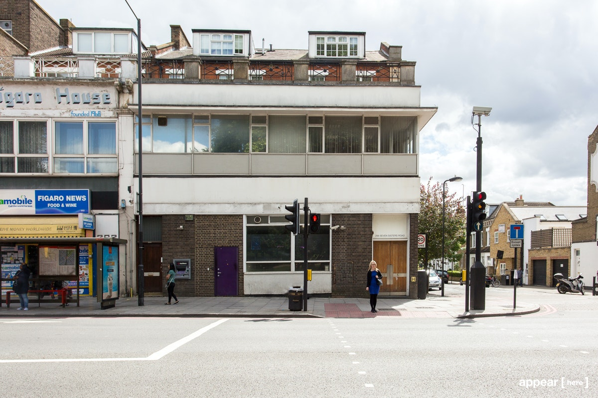 298 Seven Sisters Road, London