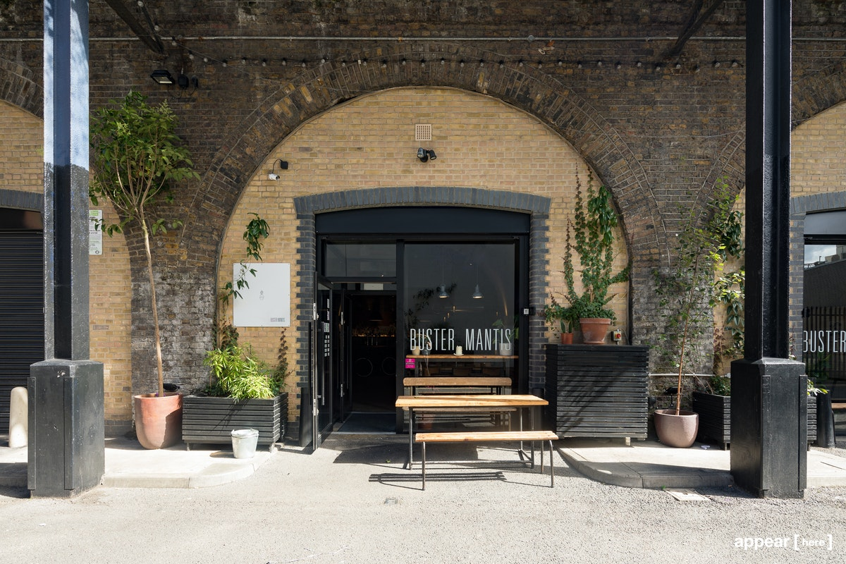 Resolution Way, Deptford - Arches Event Space