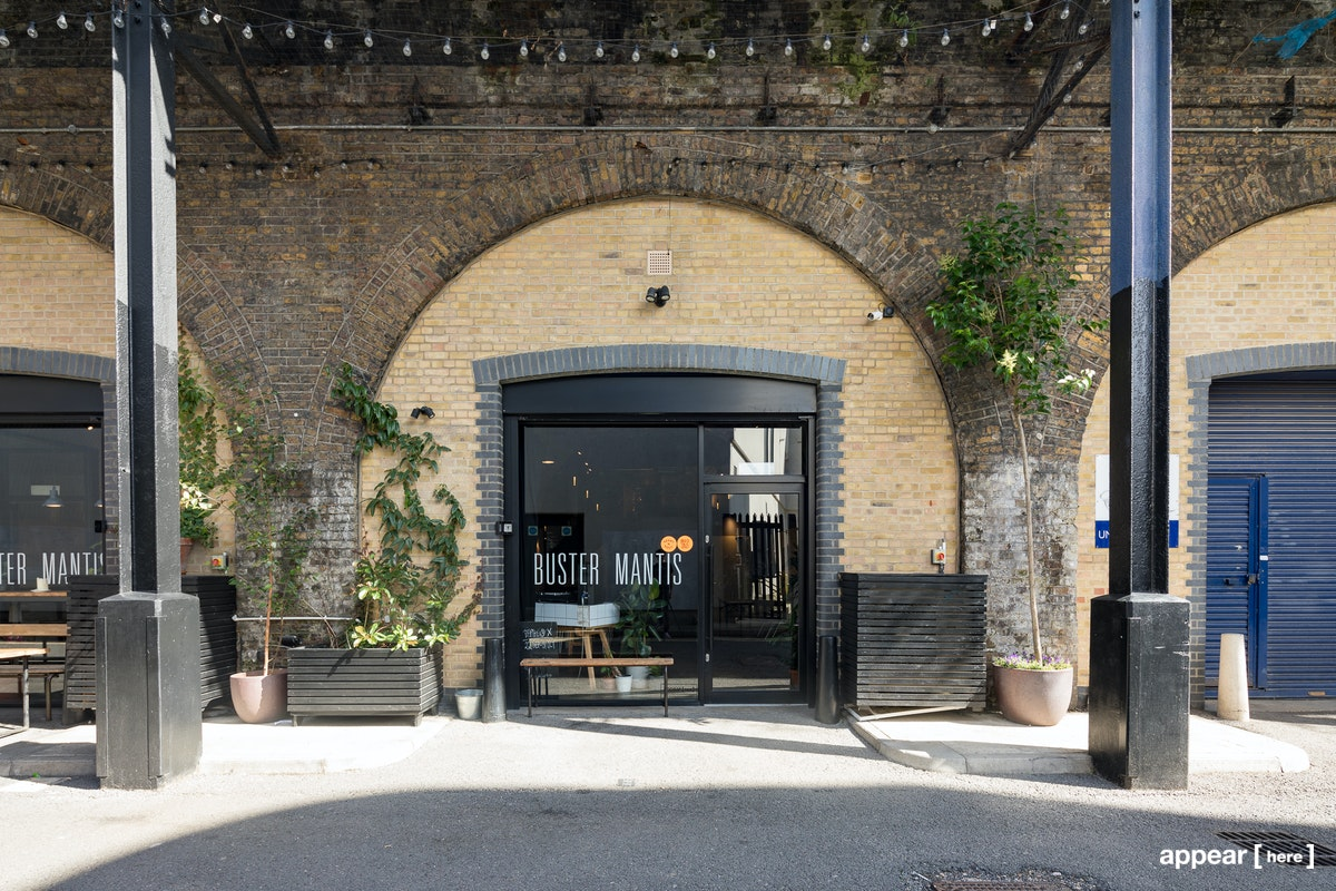 Resolution Way, Deptford - Archway Retail Space
