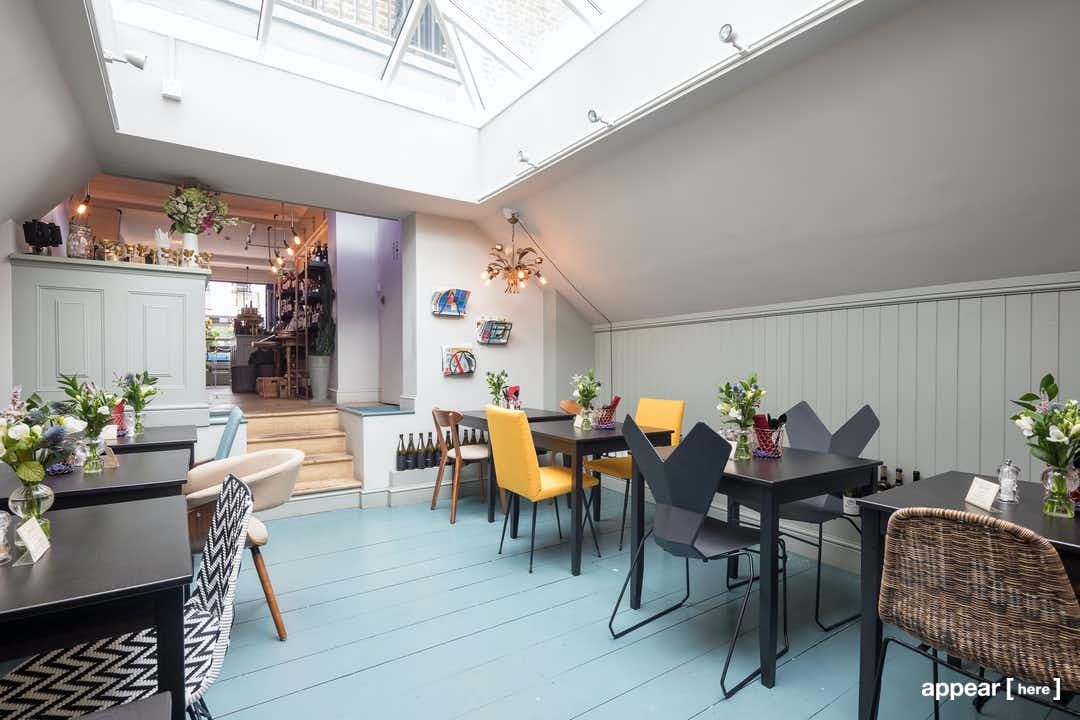 Ledbury Road, Notting Hill - Scandinavian Dining Room
