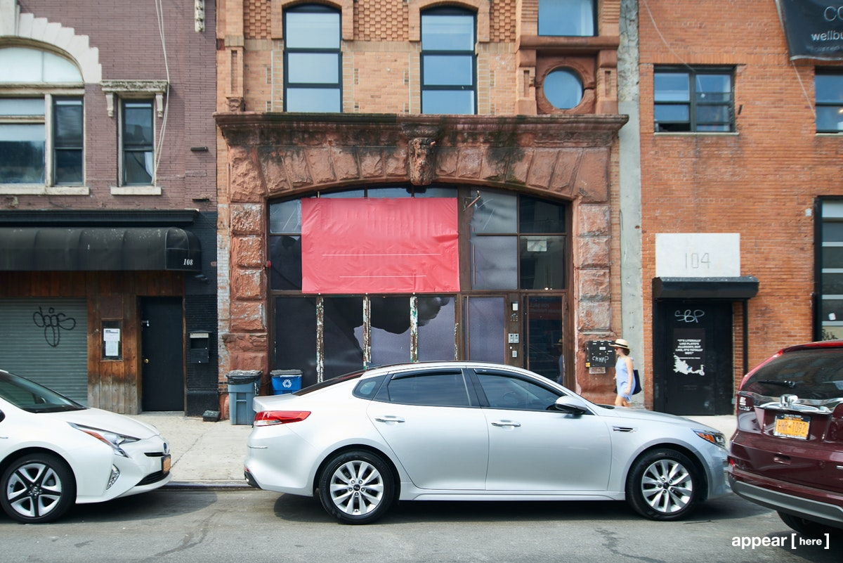 North 6th Street, Brooklyn - Charming and Flexible Ground-floor space